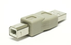 USB A Male to B Male