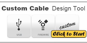 The USBFireWire.com Custom Cable Design Tool